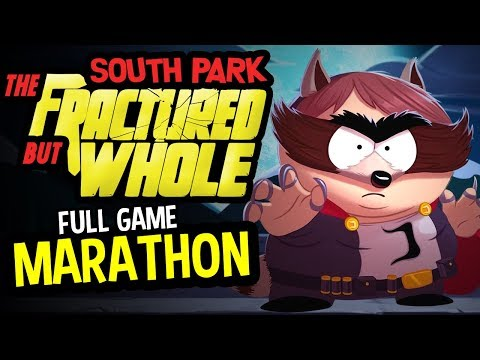 South Park Fractured But Whole Gameplay FULL GAME MARATHON - (South Park Fractured But Whole 100%)