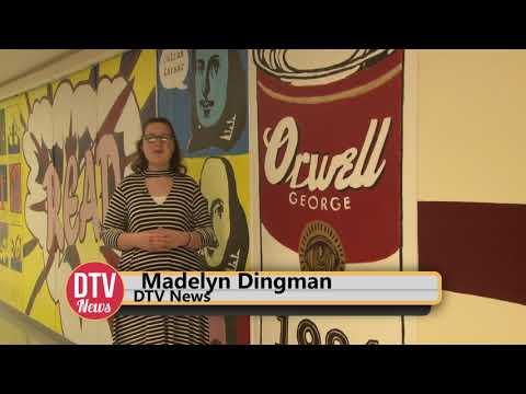 Wall Murals of Davison High School