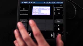 Дотик 2 Відео інструкція - голова 3С - налаштування - гітара