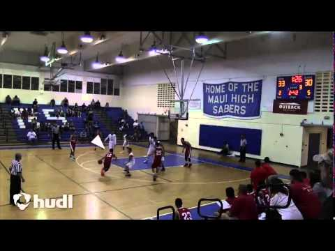 Basketball Recruiting - Marvin Sidon- Highlights