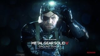 Metal Gear Solid V: Ground Zeroes Gameplay (XBOX 360 HD)