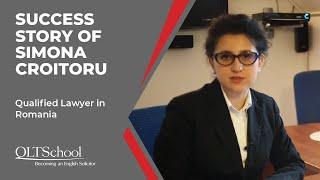 Success Story of Simona Croitoru - QLTS School's Former Candidate