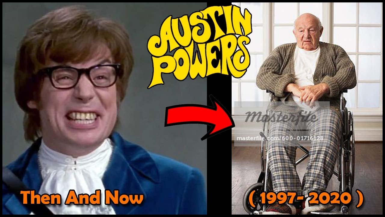 Austin Powers All Series Cast Then And Now (1997-2020)