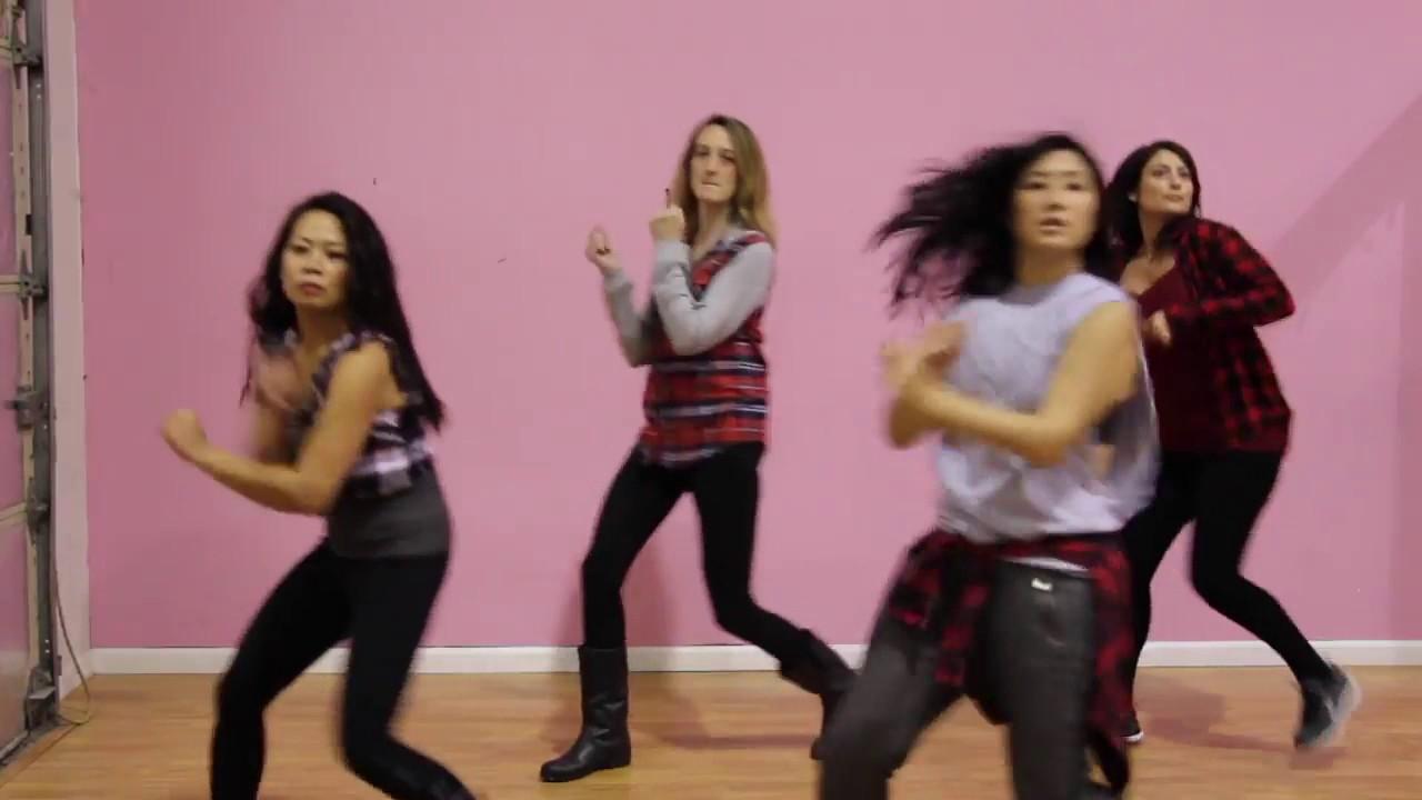 Zara Larsson - Aint My Fault | YEOJIN choreography - YouTube