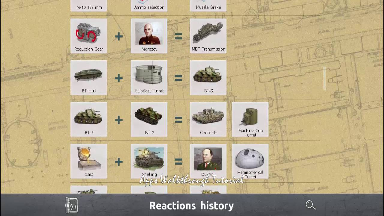 faa2412fcb3 Doodle Tank - All Combinations ( USSR ) - YouTube