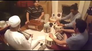 Yeh kahani phir sahi - rehearsal