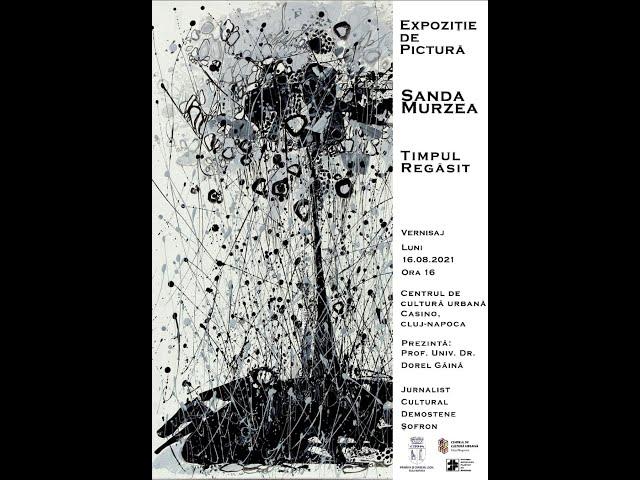 Timpul regăsit - Sanda Murzea (vernisaj online)
