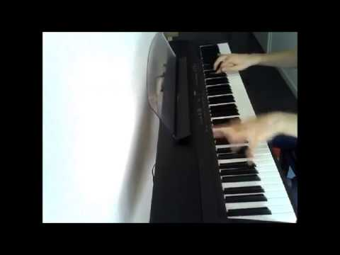 Drunk with dwarven mirth piano cover