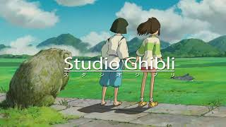 Stunning Studio Ghibli Soundtracks