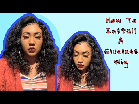 Glueless Wigs for Beginners! 13x6 What Lace Frontal | Amazon Prime Wig Winner! ft UniceHair