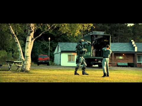 Real Steel | Charlie Teaches Atom To Box
