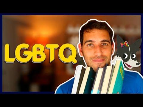 CONVERSANDO E DANDO DICAS DE LIVROS COM PERSONAGENS LGBTQ | QUASE VEDA | Livraria em Casa