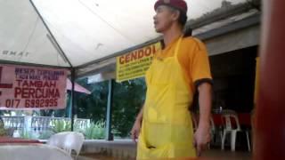 Cendol LEMAN DAWI jalan Tampin Negeri Sembilan