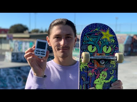 30 MINUTES WITH: JEREME KNIBBS @ TOWN PARK | Santa Cruz Skateboards