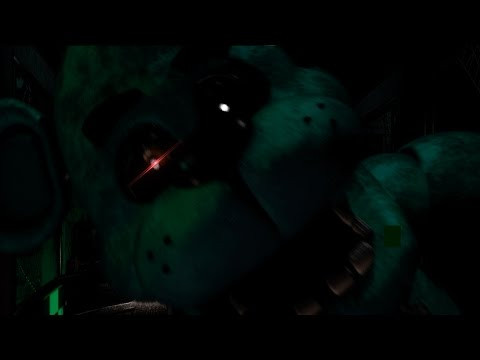 Five Nights At Freddy's | NIGHT 5 COMPLETE