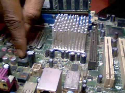 No display Repair motherboard repair in hindi