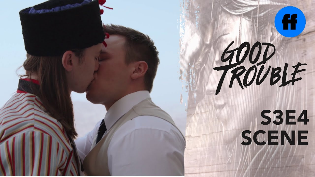 Download Good Trouble Season 3, Episode 4 | Jude and Connor Revisit The Past | Freeform