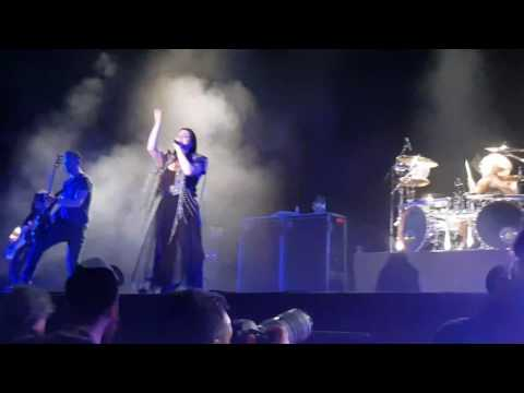 Evanescence - Everybody's Fool (live HD) - Athens Greece 2017