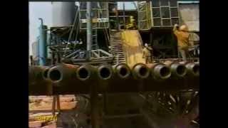 Устройство буровой на нефть и газ   учебный фильм. Petroleum.