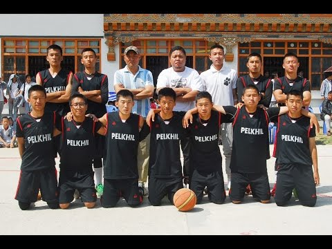Thimphu Schools Basketball Finals 2015 Pelkhil vs YHSS
