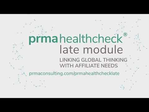 PRMA Healthcheck® late module