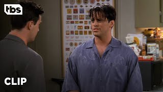 Friends: Joey Doesn't Like Janice (Season 3 Clip) | TBS