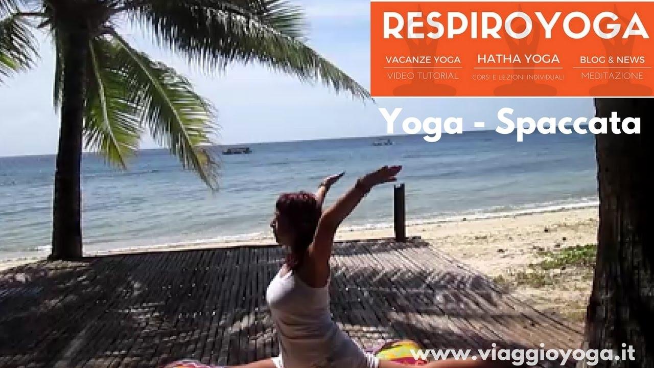 Yoga   Come fare la spaccata   Hanumanasana
