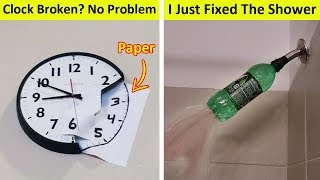 Everyday Quick Fixes That Are Hilariously Useful 😂