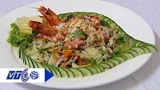 Hướng dẫn làm món ngon, bổ dưỡng từ quả bưởi | VTC