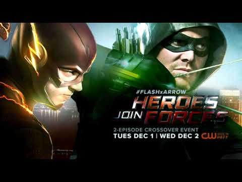 The Flash & Arrow Soundtrack: Heroes Join Forces - Crossover Suite (Score Recreation)