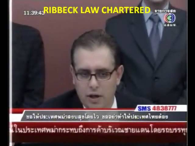 Ribbeck Law in Thailand
