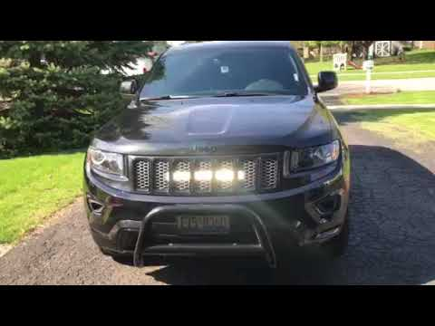 2015 jeep grand cherokee altitude mods youtube. Black Bedroom Furniture Sets. Home Design Ideas