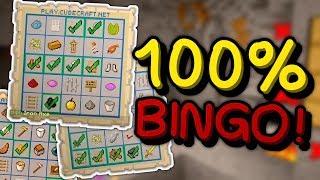100% ZWYCIĘSTW NA BINGO! | Minecraft: Bingo! [#6]