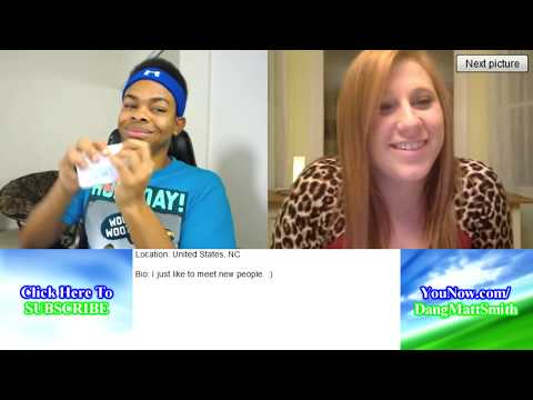 IN REAL LIFE on Chatroulette