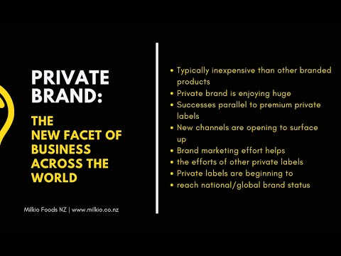 Ghee Private brand: the new facet of business across the world
