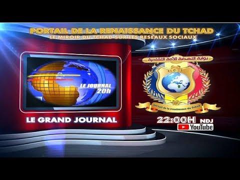 LE GRAND JOURNAL DE TELE-TCHAD DU 25 SEPTEMBRE 2018