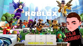 ROBLOX THE BEGINNING OF A NEW MOBILE JOURNEY 🤩
