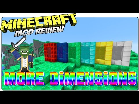 1 6 2 Ore Dimensions Mod Download Minecraft Forum