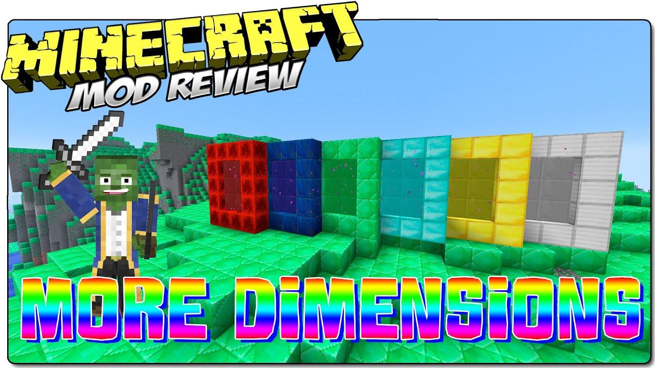 Minecraft No Mods Dimensions