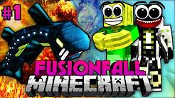 Minecraft Fusionfall