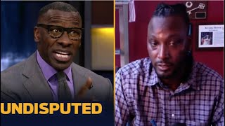 UNDISPUTED | Shannon reacts to Kwame Brown defends himself from criticism about his NBA career