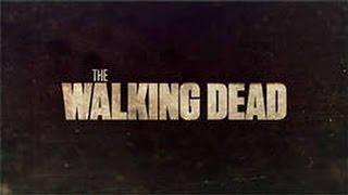 хорошая игра под хорошую музыку! The Walking Dead-прохождение.Часть 1