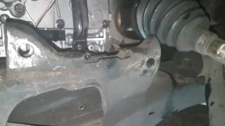 2007 ford taurus transmission side cover removal