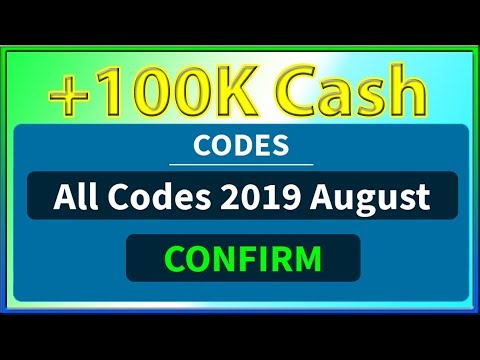 Working Robux Codes August 2019