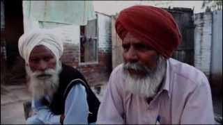 Anhe ghore da daan-making of the movie-Panjabi movie-part 1