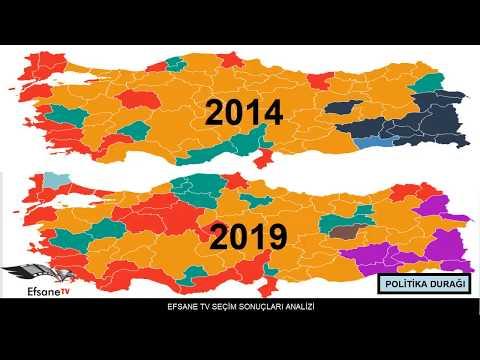 31 Mart Seçim Sonuçları Analizi -1 [Politika Durağı - 5]