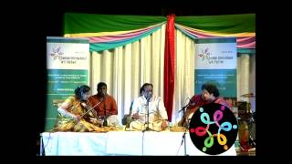 Dr. M. Balamuralikrishna at the London International Arts Festival 2012
