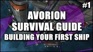 видео Прохождение Avorion. Как играть