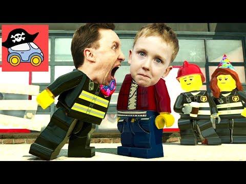 ЛЕГО СИТИ ПРОХОЖДЕНИЕ #2 ♦ LEGO City Undercover