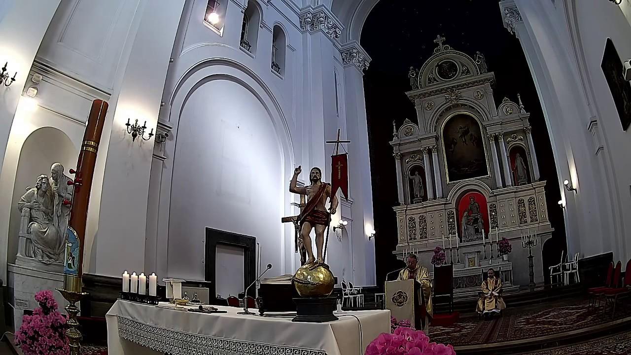 Msza św. Piątek w oktawie Wielkanocny 17 kwietnia 2020 r ...